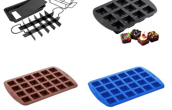 Assadeiras para Brownies, conheça os modelos