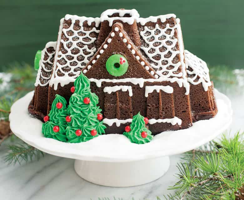 Formas e assadeiras de bolo da BarraDoce para o seu Natal
