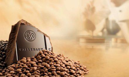 Produtos da marca belga Callebaut