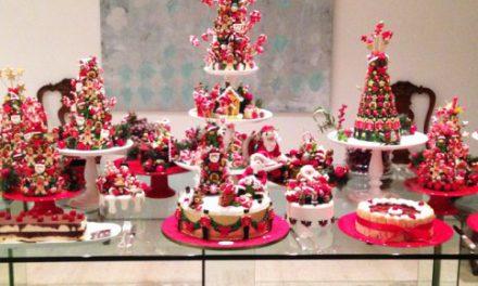 Decore sua ceia com nossos enfeites especiais de Natal