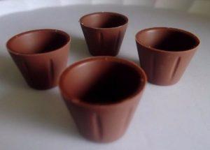 uma imagem sobre casquinha de chocolate