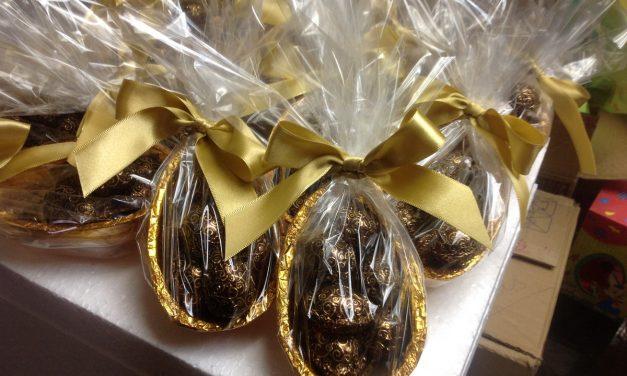 Escolha as embalagens corretas para os seus Ovos de Páscoa