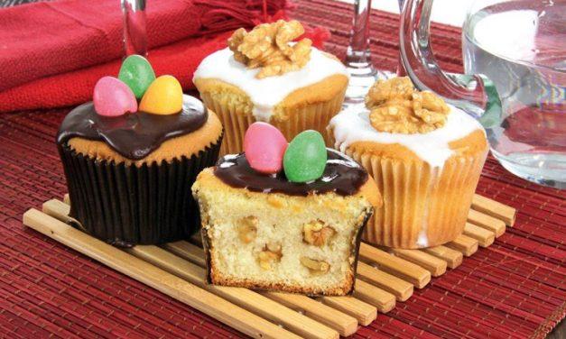 Cupcake de Colomba Pascal