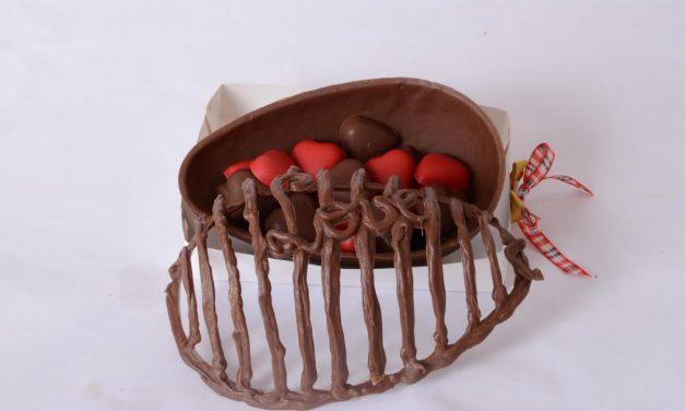 Ovo Romântico: um excelente presente para essa Páscoa